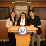 Team Pengyou at the State Department