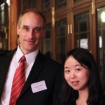 Jason Patent and Emily Jiang