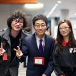 Mingzhe Yang, Joe Wong and Faye Pu