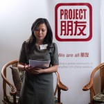 Holly Chang, Founder and CEO of The Golden Bridges Foundation and Project Pengyou