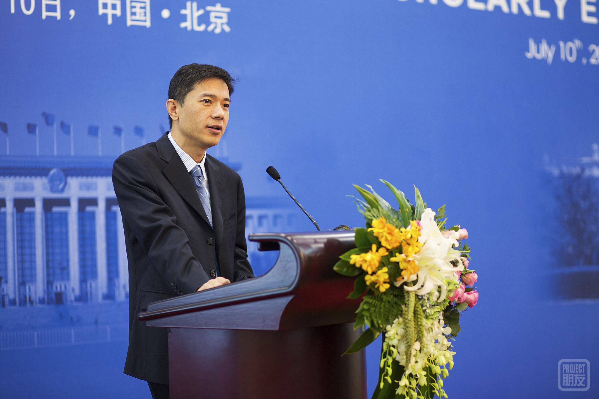 Robin Li, Founder and CEO of Baidu