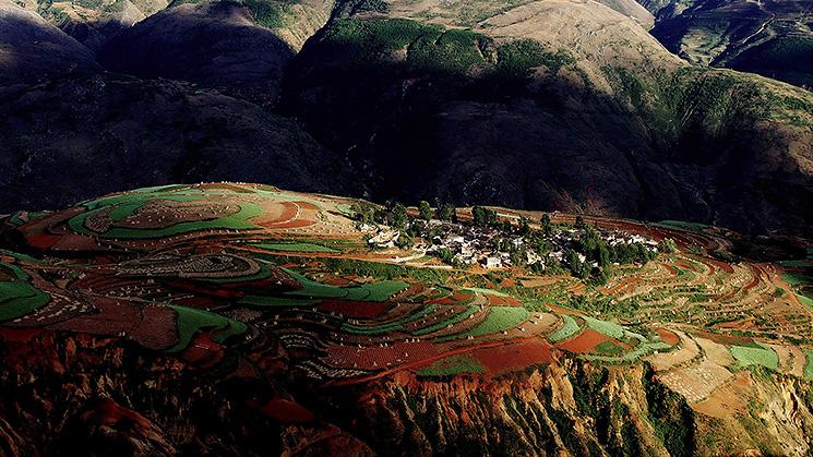 Dongchuan, Yunnan
