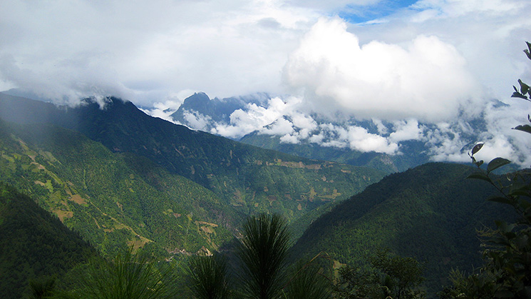 Gaoligong Mountains, Yunnan