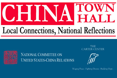 CHINA Town Hall with former US President Jimmy Carter | National Committee on United States- China Relations