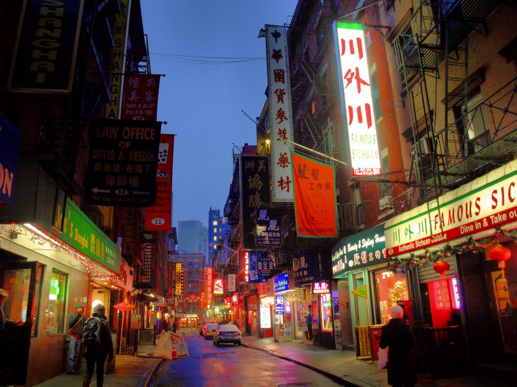 NYU Pengyou Day: Chinatown Walking Tour | Project Pengyou NYU Chapter