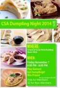 Dumpling Night | Chinese Student Association