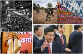 Asia 2015: The Experts Forecast | Asia Society