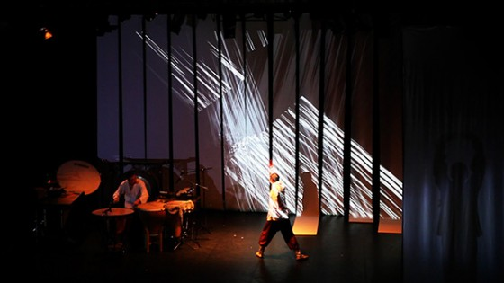 Shanghai/New York: Future Histories Performance | China Shanghai International Arts Festival, Asia Society, and Performance Space 122