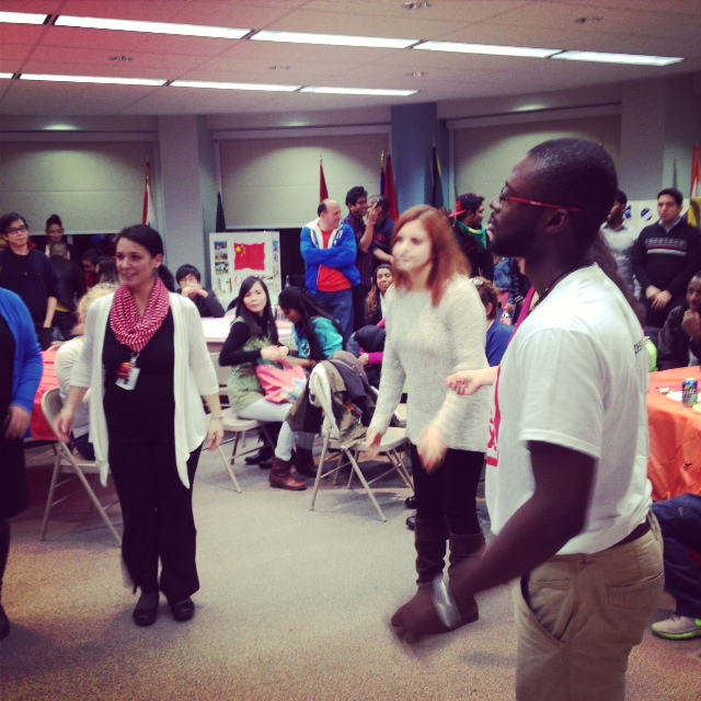 """Burlington County College  """"Pengyou Day"""" 