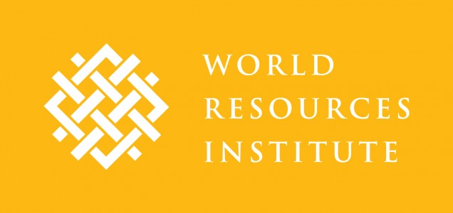 Research Analyst | World Resources Institute | Project Pengyou