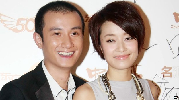 Ma Yili and Wen Zhang (bbc news)