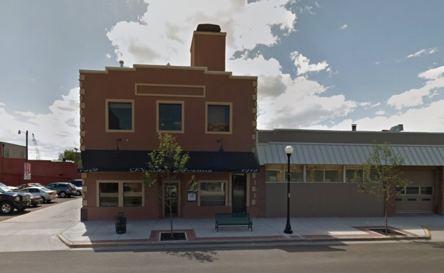 This building in Wyoming was the source of the relocation of the internet (washington post)