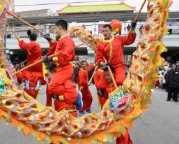 Argyle Lunar New Year Parade | Uptown United