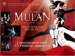 The Legend of Mulan | China Arts and Entertainment Group