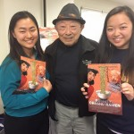 Berkeley Chapter with Hiroshi Kashiwagi at the screening of Infinity and Chashu Ramen