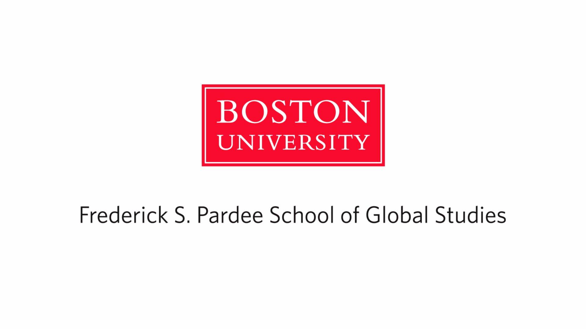 Binding Maritime China Conference | Boston University