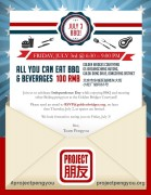 Independence Day BBQ | Project Pengyou