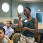 Project Pengyou Leadership Fellow and Swarthmore Chapter Leader, Anisa Knox
