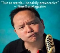 Comedy Night with Paul Ogata | The Bookworm