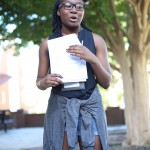 Sasha Magloire, Leadership Fellow from MECPS, shares her story