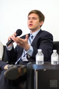 Panel Speaker, Travis Thompson