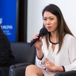 Panel Speaker, Serena Lin
