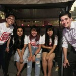 Project Pengyou summer interns!