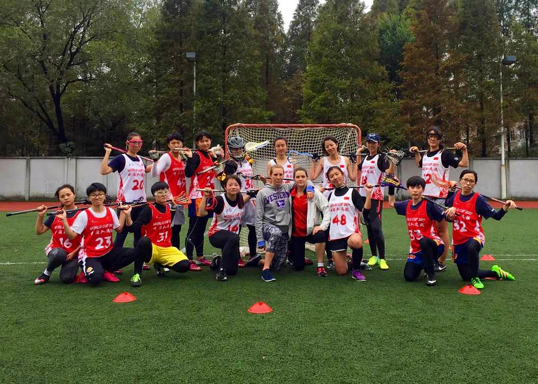 Women U2019s Lacrosse In China Helps Players And Coaches Alike