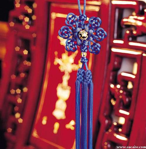 Chinese Knots — Symbols of Traditional Chinese Culture