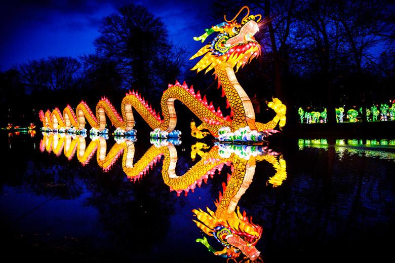 Chinese Lantern Festival (through June 11) | Historic Philadelphia