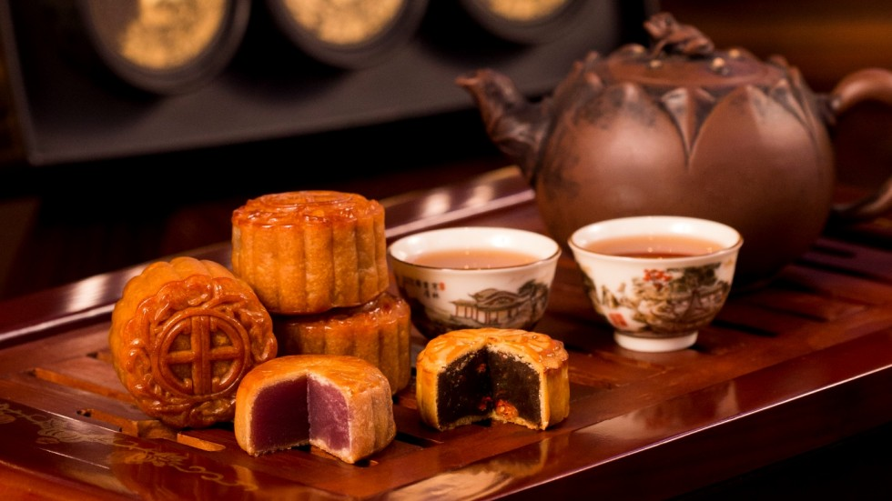 Make Mooncakes in Jing'an District, Shanghai