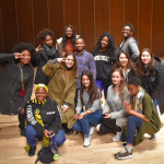 Pengyou Day at Bowie State University in Bowie, Maryland.