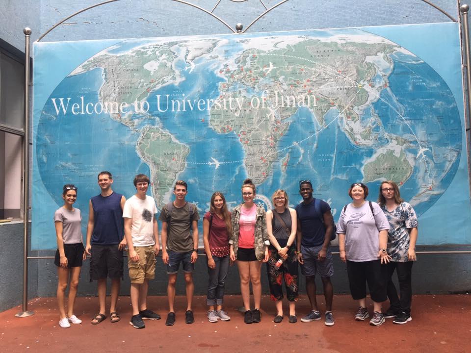 Multicultural Forum: Jinan Exchange Program at NSU