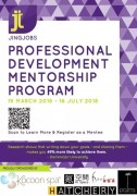 JingJobs Professional Development Mentorship Program