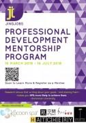 JingJobs Professional Development Mentorship Program