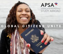 GLOBAL YOUTH BENEFIT - Celebrating studying abroad and global citizenship