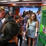 Interns present their summer work