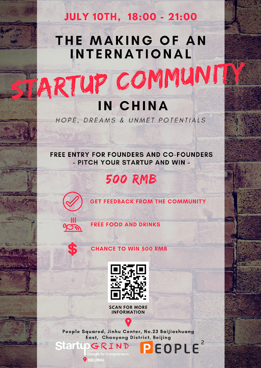 The Making of an International Startup Community in China