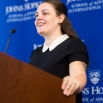 Courtney Collins shares her experiences as a foreign service officer in China