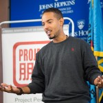Abel, Leadership Retreat Trainer, teaches about nonviolent communicaiton and empathy
