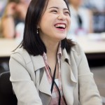 Colby College Chapter Leader, Carrie Xu