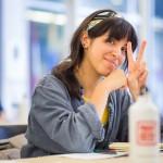 PPLF 2017 Samara Schuman from the University of Oregon