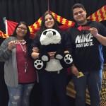 TAMIU Pengyous in Laredo, TX Celebrate Pengyou Day