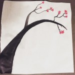 Chinese-inspired art from our Northern State University Chapter!