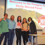 A Pengyou Day Study Abroad Panel at Middlebury College