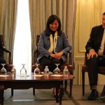 US-China Strong held a panel on Pengyou Day!