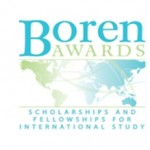 Boren Scholarships and Fellowships
